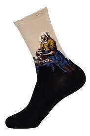 HOTSOX Damen The Milkmaid - Vermeer