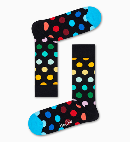 Happy Socks Crew Big Dot