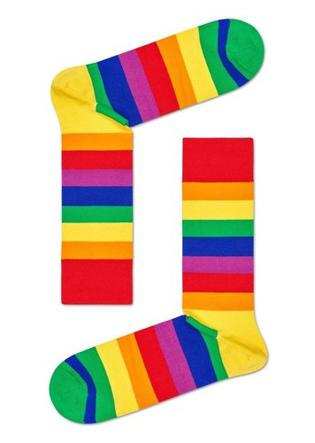 Happy Socks Pride Stripe